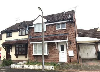 Thumbnail 3 bedroom semi-detached house to rent in Woollaton Close, Grange Park, Swindon