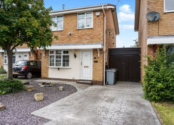 Thumbnail 2 bed link-detached house for sale in Becconsall Drive, Crewe
