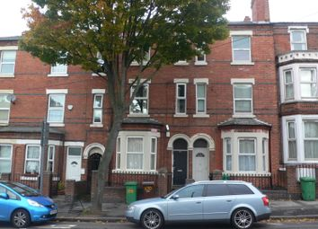 Thumbnail 3 bed duplex to rent in Alfreton Road, Nottingham