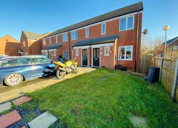Thumbnail 2 bed end terrace house for sale in Nightingale Road, Kirton, Boston