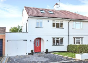 Thumbnail 5 bed semi-detached house for sale in Boldmere Road, Pinner, Middlesex