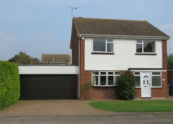 Thumbnail 4 bed detached house for sale in Highsted Road, Sittingbourne, Kent