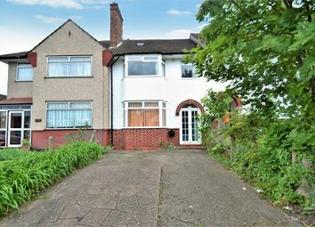 Thumbnail 4 bed terraced house for sale in Crest Road, London