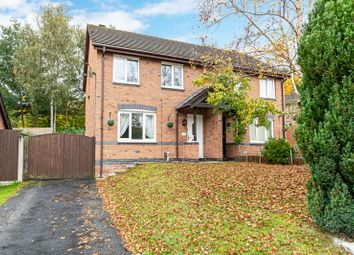 Thumbnail 3 bed semi-detached house for sale in Delphfield, Norton, Runcorn