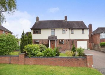 Thumbnail 4 bed detached house for sale in Roe Lane, Westlands, Newcastle-Under-Lyme
