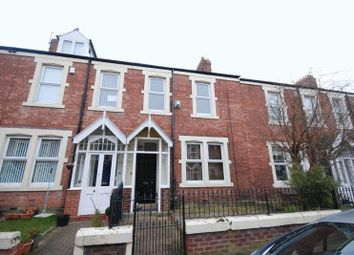 Thumbnail 3 bed terraced house for sale in Windsor Terrace, Gosforth, Newcastle Upon Tyne