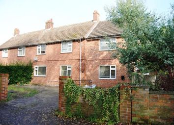 Thumbnail 5 bedroom semi-detached house for sale in Terrington St. Clement, Kings Lynn, Norfolk
