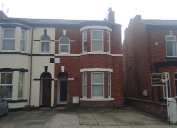 Thumbnail 2 bed flat to rent in St Lukes Road, Southport