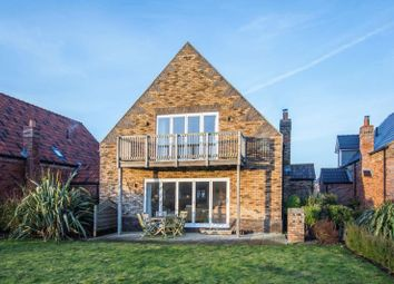 Thumbnail 4 bed detached house for sale in The Parade, Moor Road, Hunmanby Gap, Filey