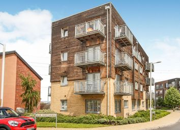 Thumbnail 2 bed flat for sale in Silver Train Gardens, Dartford