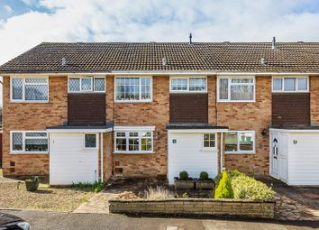 Thumbnail 3 bed terraced house for sale in Meadowcroft Close, Gossops Green, Crawley