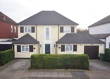 Thumbnail 5 bed detached house for sale in Woodside Road, Bromley