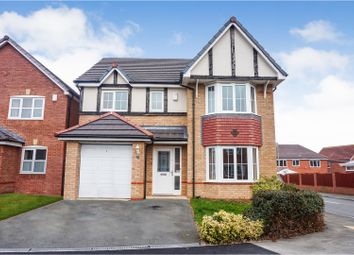 Thumbnail 4 bed detached house for sale in Lon Lafant, Llandudno Junction