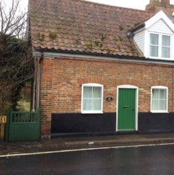 Thumbnail 2 bedroom semi-detached house to rent in Little Street, Yoxford, Saxmundham