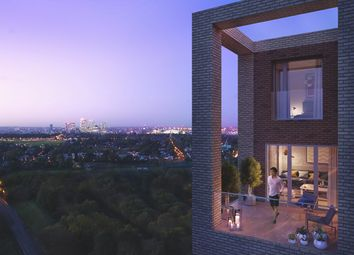 Thumbnail 2 bedroom flat for sale in The Square, Kidbrooke Village, Greenwich, London