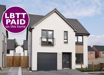 Thumbnail 4 bedroom detached house for sale in Lathro Farm, Off The A922/South Street, Kinross