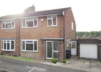 Thumbnail 3 bed semi-detached house for sale in Ambleside Gardens, South Croydon