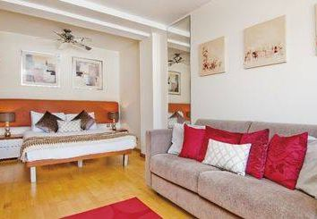 Thumbnail 1 bedroom flat to rent in Roland Gardens, South Kensington SW7.