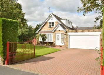 Thumbnail 3 bedroom detached house for sale in The Paddock, Thorner, Leeds, West Yorkshire