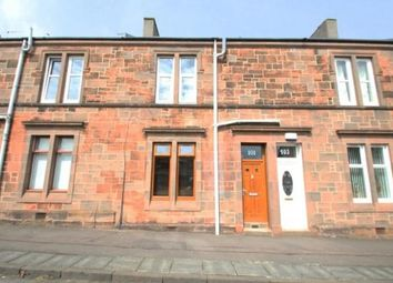 Thumbnail 1 bed flat to rent in Alexander Street, Coatbridge