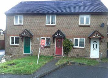 Thumbnail 2 bedroom terraced house to rent in Marshall Gardens, Basingstoke