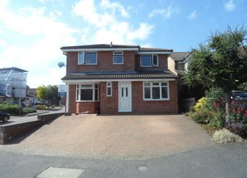 Thumbnail 4 bed property to rent in Rushbrook Close, Ampthill, Bedford