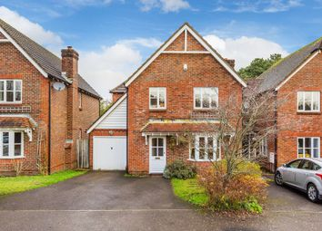 Thumbnail 4 bed detached house for sale in Amberley Close, Storrington, Pulborough