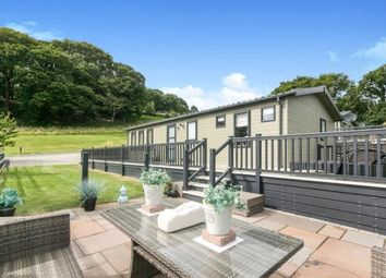 Thumbnail 2 bed mobile/park home for sale in Gorsehill Caravan/Lodge Park, Trefriw Road, Conwy, North Wales