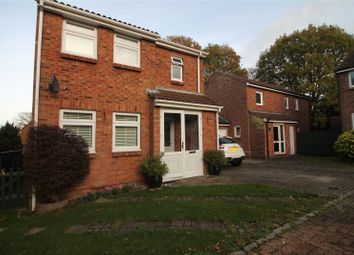 Thumbnail 3 bedroom detached house for sale in Locksley Close, Chatham, Kent