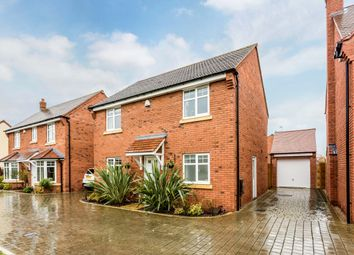 Thumbnail 4 bed detached house to rent in Poppy Close, Stratford-Upon-Avon, Warwickshire