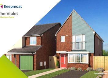 Thumbnail 3 bed detached house for sale in Little Eaves Lane, Stoke-On-Trent