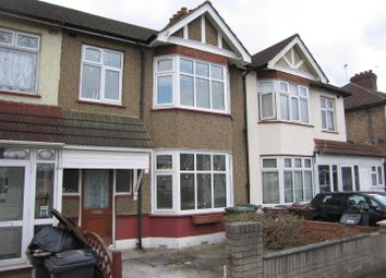 Thumbnail 3 bedroom terraced house to rent in Burlington Gardens, Chadwell Heath, Romford
