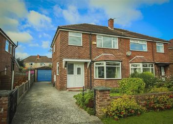 Thumbnail 3 bed semi-detached house for sale in Meynell Drive, Leigh, Lancashire