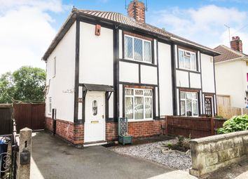 Thumbnail 2 bed semi-detached house for sale in Wilsthorpe Road, Chaddesden, Derby