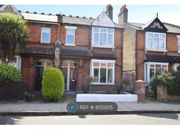 Thumbnail 3 bed flat to rent in Robinson Road, London