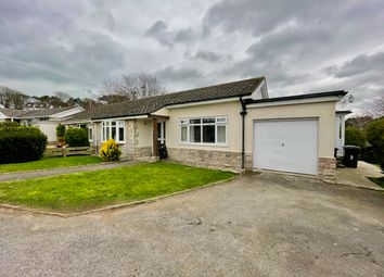Thumbnail 2 bed semi-detached bungalow for sale in Knollsea Close, Swanage