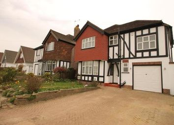 Thumbnail 4 bedroom detached house to rent in Wickham Court Road, West Wickham