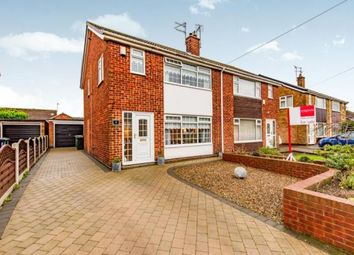 Thumbnail 3 bed semi-detached house for sale in Bylands Road, Middlesbrough