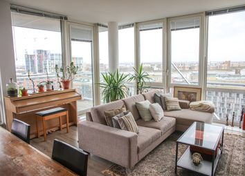 Thumbnail 3 bed flat for sale in Victory Parade, London