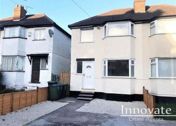 Thumbnail 3 bed semi-detached house to rent in Dudley Road East, Oldbury
