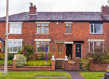 Thumbnail 3 bed terraced house for sale in Corner Lane, Leigh, Lancashire