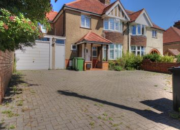 Milton Road, Eastbourne BN21. 4 bed semi-detached house