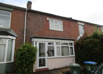 Thumbnail 4 bed terraced house to rent in Avenue Road, Southampton