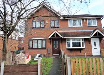 Thumbnail 3 bed semi-detached house for sale in Allan Roberts Close, Manchester