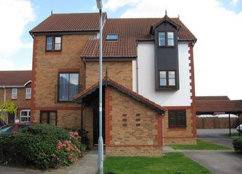 Thumbnail 1 bed flat for sale in Hulton Close, Southampton