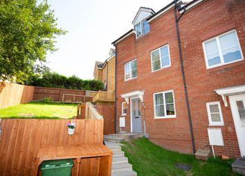 3 bed town house for sale in Cottingham Drive, Pontprennau, Cardiff CF23