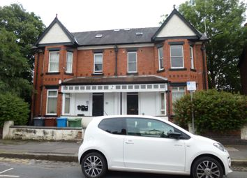 Thumbnail 2 bed flat to rent in Everett Road, Withington, Manchester