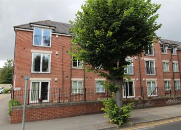 Thumbnail 2 bed flat for sale in Royal Court, Worksop