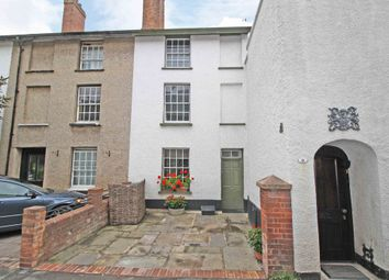 Thumbnail 3 bed town house for sale in Monmouth Street, Topsham, Exeter