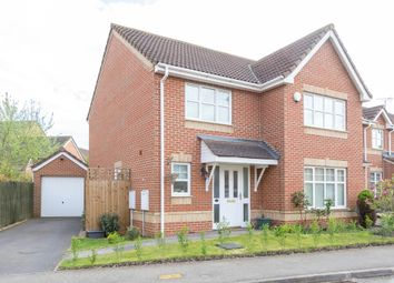 Thumbnail 4 bed detached house for sale in Crome Close, Wellingborough